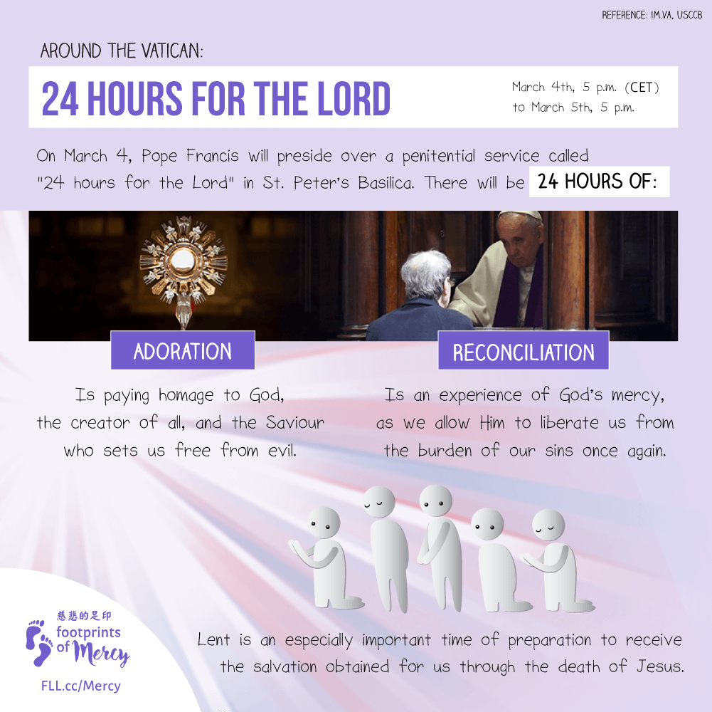 24 Hours for the Lord
